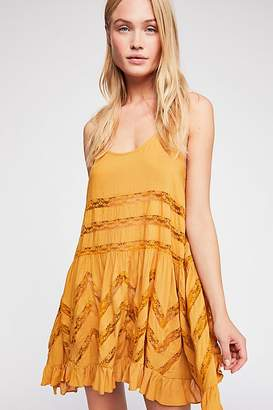 DAY Birger et Mikkelsen Intimately Voile and Lace Trapeze Slip