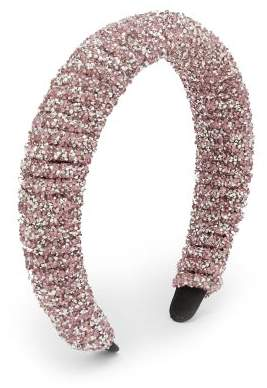 049949f1142 Germanier - Crystal Embellished Headband - Womens - Pink