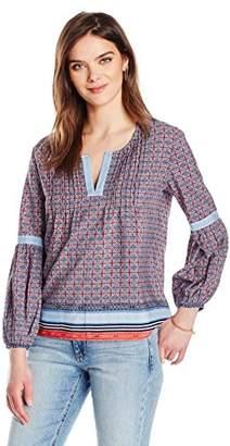 Ella Moon Women's Larissa Long Sleeve Top