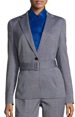 HUGO BOSS Jalesa Virgin Wool Jacket