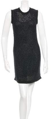 Chanel Knit Sleeveless Dress
