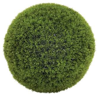 Laurèl Foundry Modern Farmhouse Faux Grass Boxwood Topiary