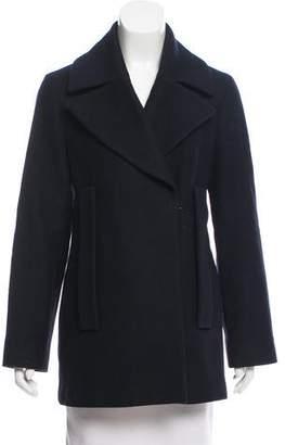Maison Margiela Wool Short Coat
