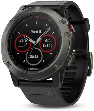 Garmin fenix 5X Sapphire Premium Multisport GPS Smartwatch