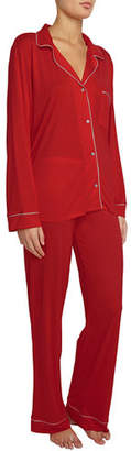 Eberjey Gisele Long Pajama Set, Boxed
