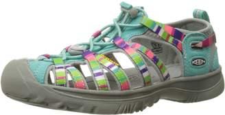 Keen Women's Keen, Whisper Waterproof Sandal MULTI COLOR STRIPES 4 M
