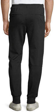 Eleven Paris Men's Zip-Pocket Jogger Pants