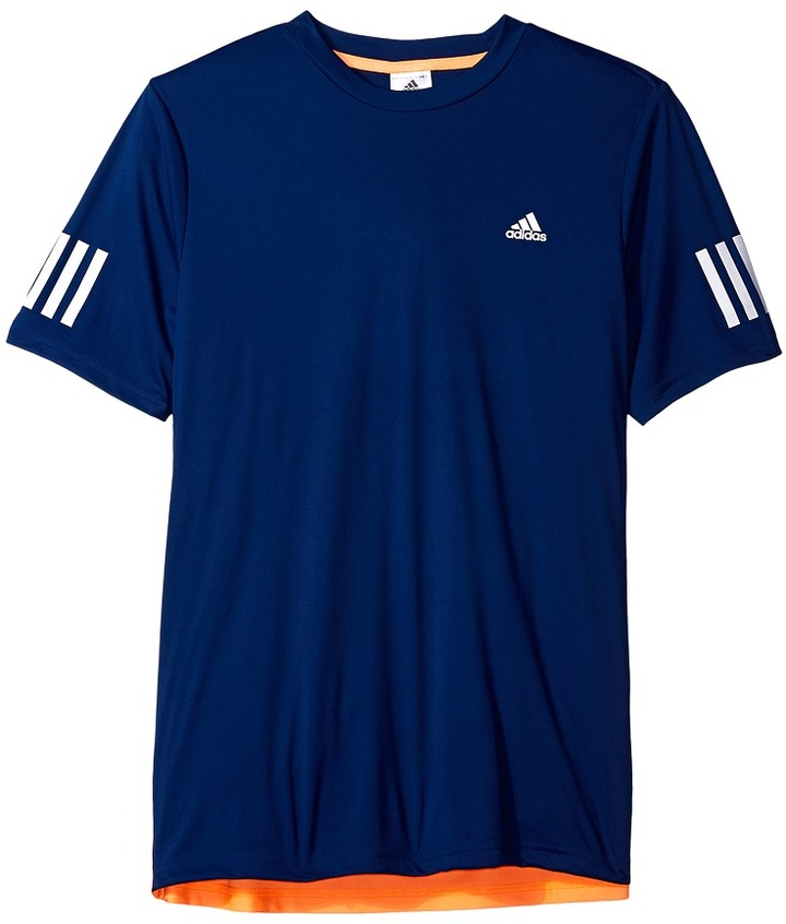 adidas Kids - Club Tee Boy's Short Sleeve Pullover