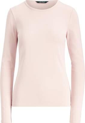 Ralph Lauren Stretch Long-Sleeve T-Shirt