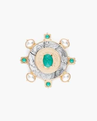 Turquoise Pin