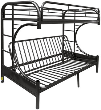 ACME Furniture Acme Eclipse Futon Queen Bunk Bed
