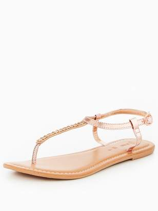 FOOTWEAR - Toe post sandals Twist & Tango KJ83kqd