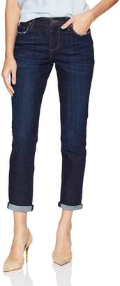 Lee Women's Relaxed Fit Girlfriend Jean