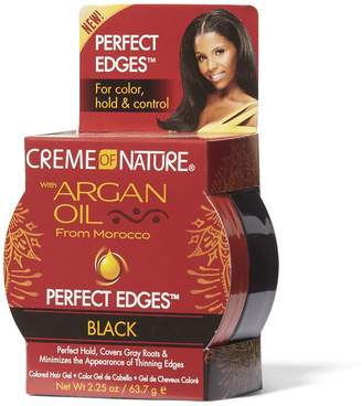 Crème of Nature Argan Oil From Morocco Perfect Edges Black