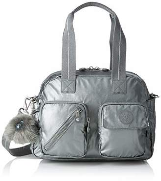 c6300b1d11 Grey Metallic Bag - ShopStyle UK