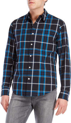 Steven Alan Plaid Shirt