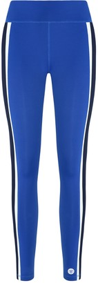 Tory SportTory Burch COLOR-BLOCK SIDE-STRIPED LEGGINGS