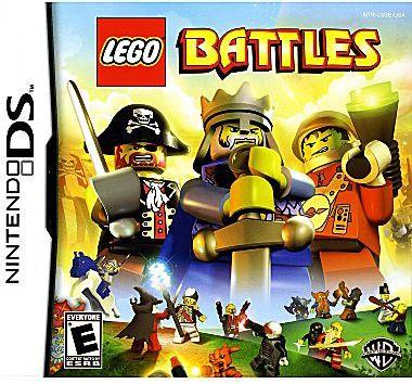 Nintendo DSTM LEGO® Battles