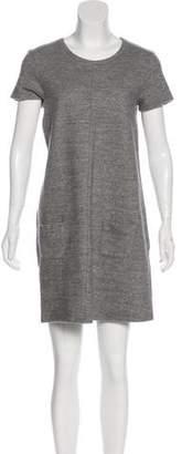 Max Mara 'S Mini Short Sleeve Dress