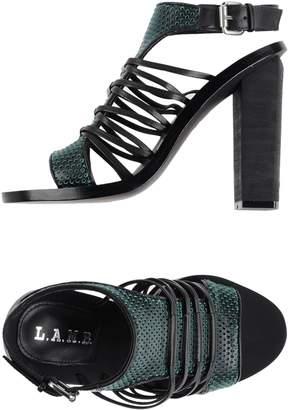 L.A.M.B. Sandals $524 thestylecure.com