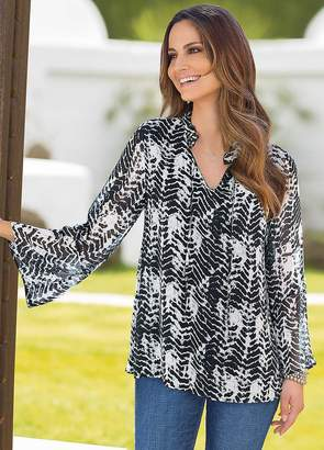Together Floaty Tunic