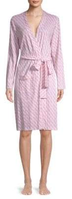Roller Rabbit Neapolitan Archipelago Horsea Axel Cotton Robe