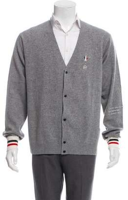 Moncler x Fragment Design Virgin Wool Cardigan