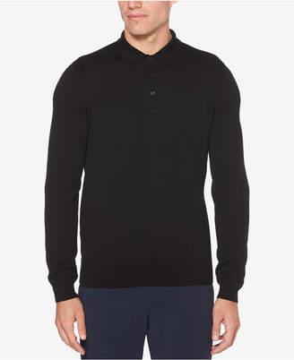 Perry Ellis Men Sweater Polo
