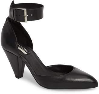 Topshop Jazzie Ankle Strap d'Orsay Pump