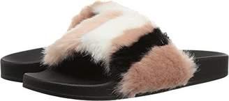 Steve Madden Women's Softey Slide Sandal