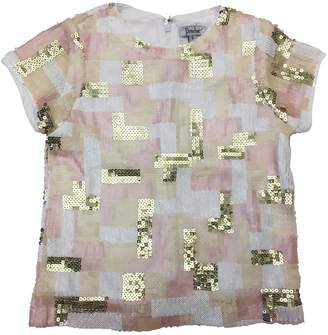 Frenchie Mini Couture Sequin Top (Toddler, Little Girls, & Big Girls)