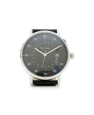 Watches Ps Gauge 41mm Black Face Date Watch