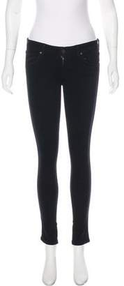 Genetic Los Angeles Low-Rise Skinny Jeans