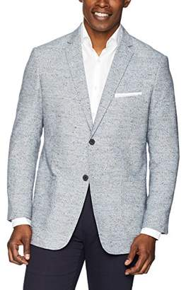 James Campbell Men's Boucle Sport Coat