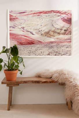 Christina Hicks Painted Hills Art Print