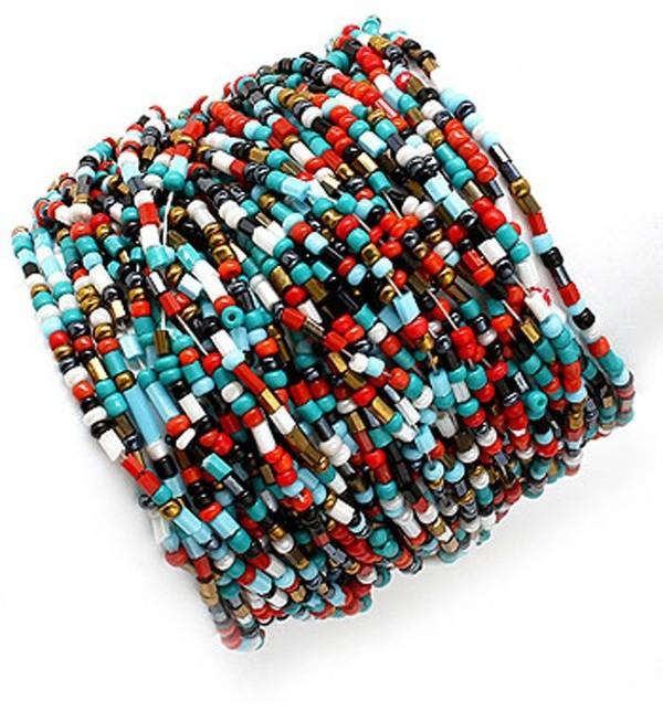 Style Tryst Bangle Bead Bracelet