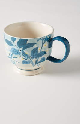 Anthropologie Paule Marrot Set of 4 Mugs