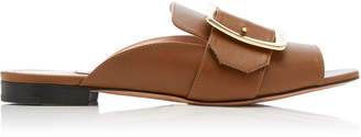 Bally Janaya Buckled Leather Sandals