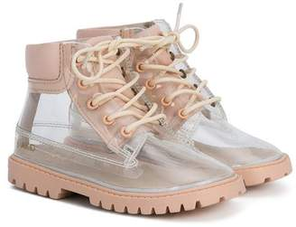 Akid ankle lace-up boots