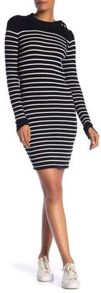 AllSaints Ash Stripe Dress