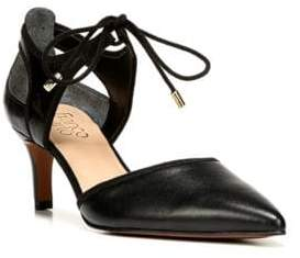 Franco Sarto Darlis Leather Pumps