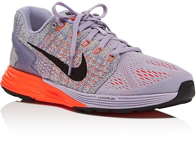 Nike Women's Lunarglide Lace Up Sneakers
