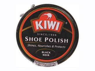 Kiwi Shoe Polish Black 50mL