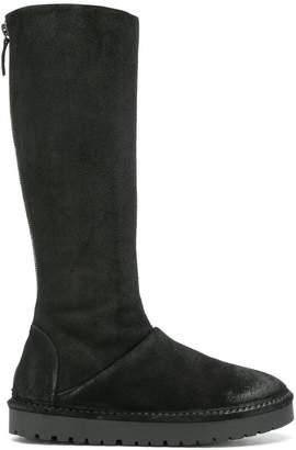 ef72989e269 Back Zip Knee High Boots - ShopStyle UK
