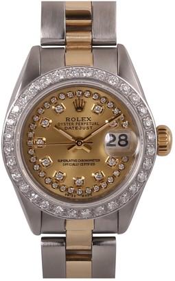 Rolex Vintage Lady DateJust 26mm Gold Steel Watches