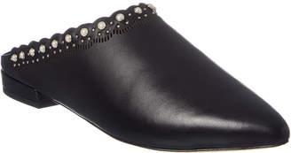 Pour La Victoire Giselle Leather Flat