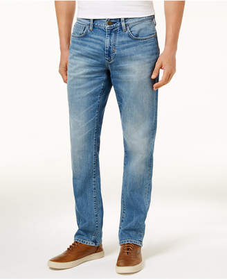 Tommy Hilfiger Men's Hanford Athletic Fit Jeans, Created for Macy's