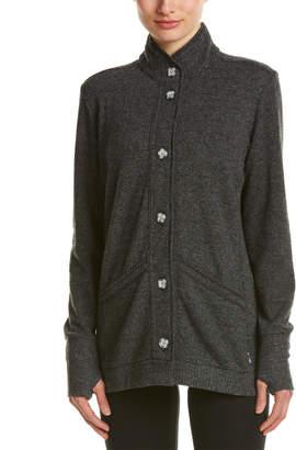 Mountain Hardwear Sarafin Long Sleeve Wool-Blend Cardigan