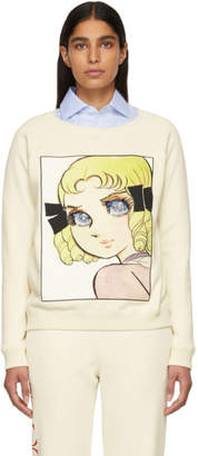 Gucci Off-White Manga Sweatshirt