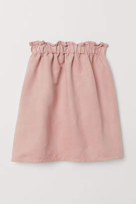 H&M Paper Bag Skirt - Pink